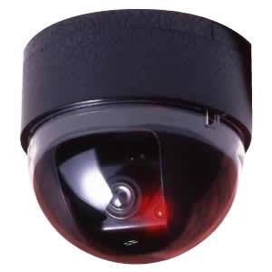 ドーム型ダミーカメラ 2個組 ADC-204