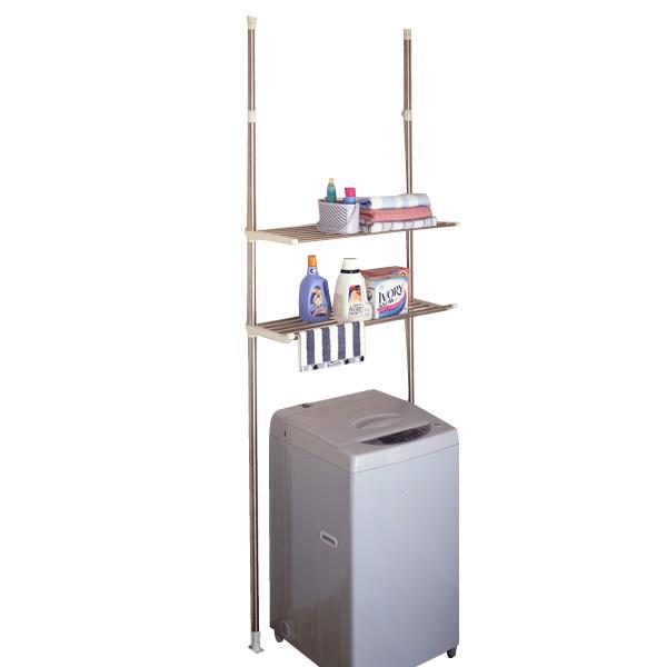 セキスイステンレス洗濯機ラック DTSR-50