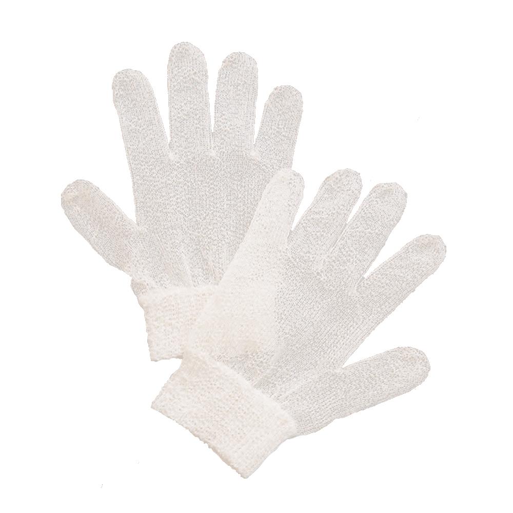 手肌うるおうシルクメッシュ手袋 美絹手