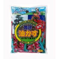 サンアンドホープ 有機肥料 固型醗酵油かす(中粒) 5kg 4袋セット
