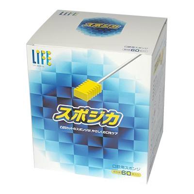 スポジカ 60本入(口腔清掃具) 671479
