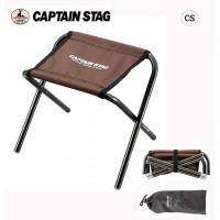 CAPTAIN STAG トレッカー マイクロFDチェア(L)(ブラウン) M-3963