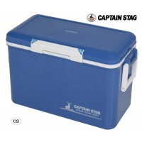 CAPTAIN STAG シエロ クーラーボックス35(ブルー) M-8159