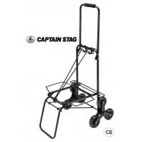 CAPTAIN STAG イージーステップ 3輪キャリー M-7438