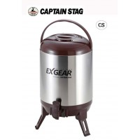 CAPTAIN STAG エクスギア ウォータージャグ8リットル UE-2004