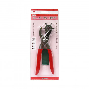 KAWAGUCHI(カワグチ) ソーイング手芸用品 ニューロータリーポンチ 04-407