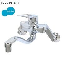 三栄水栓 SANEI キッチン用(壁付) シングル混合栓 寒冷地仕様 K1712EAK-13