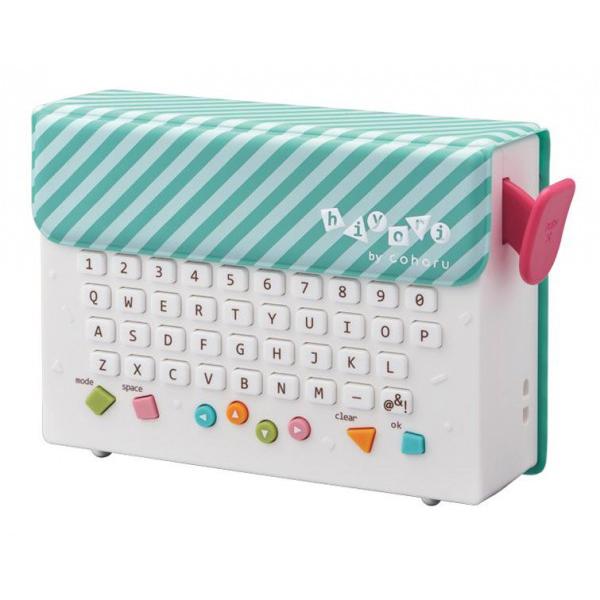 キングジム スケジュールシールプリンター ひより MP365