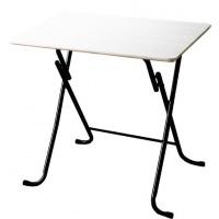 EASE FOLDING TABLE-L (折りたたみテーブル) ホワイト FT-L-WH