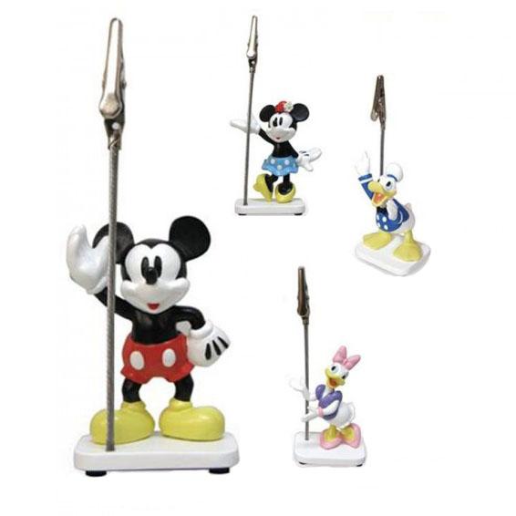 セトクラフト Disney Simple line メモホルダー ミッキー・SD-4541-150