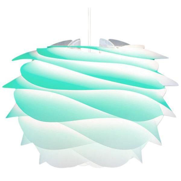 ELUX(エルックス) VITA(ヴィータ) CARMINA mini(カルミナミニ) ターコイズ ペンダントライト 1灯 ホワイトコード・02059-WH