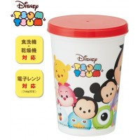pos.307744 Disney ツムツム 薄肉保存容器ボトル型 SIH5