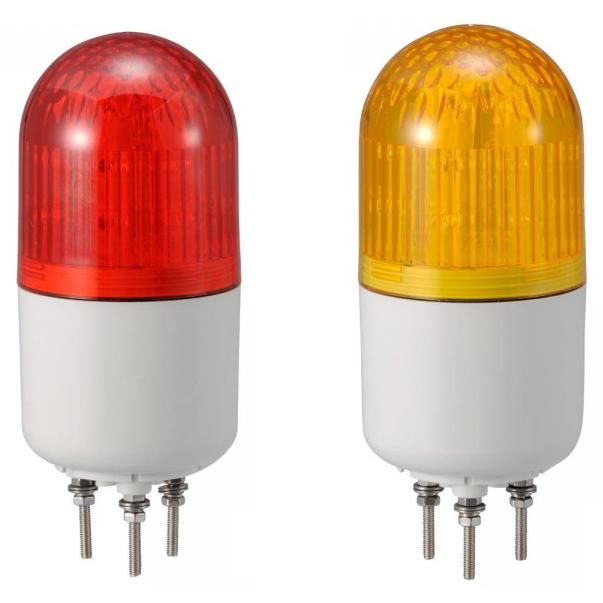 OHM LED回転灯 小 ORL 1(赤)・07-1575