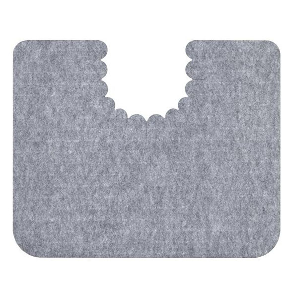 男性用小便器対応 床汚れ防止マット 5枚組 KH-16