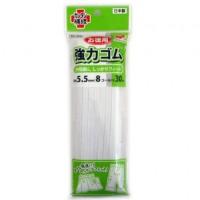 KAWAGUCHI(カワグチ) カンタン補修 お徳用 強力ゴム 8コール 幅約5.5mm(長さ30m巻) 93-363