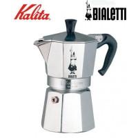Kalita(カリタ) BIALETTI ビアレッティ  エスプレッソコーヒー器具 モカエキスプレス4 53014