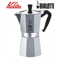 Kalita(カリタ) BIALETTI ビアレッティ  エスプレッソコーヒー器具 モカエキスプレス9 53016