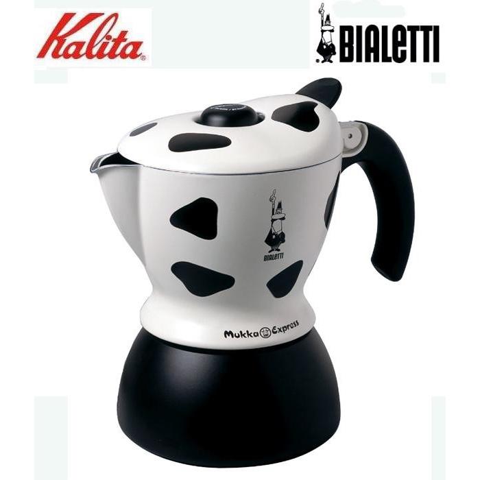 Kalita(カリタ) BIALETTI ビアレッティ  エスプレッソコーヒー器具 ムッカ カプチーノメーカー2 53039