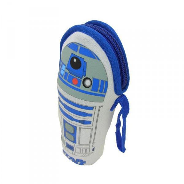 pos.267383 スターウォーズ(STAR WARS) ウェット地ペットボトルカバー R2-D2