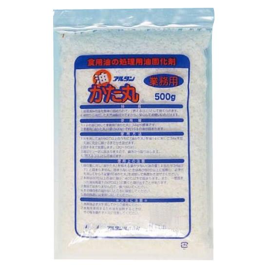 アルタン 食用廃油固化剤 油かた丸 500g×24袋