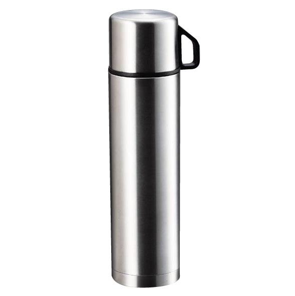 パール金属 H-6827 スタイルベーシック ダブルステンレスボトル750
