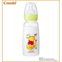 Combi(コンビ) テテオ 哺乳びん ポリプロピレン製m240ml 母乳・ミルクトレーニング用Mサイズ乳首付 くまのプーさん