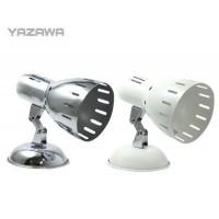 YAZAWA(ヤザワコーポレーション) スタンドライトE26電球なし  クローム・Y07SDX60X01CH