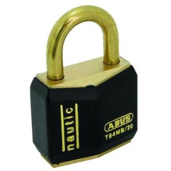 ABUS(アバス) 南京錠 BPT8420 20mm 3本キー 00721222
