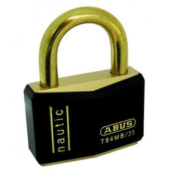ABUS(アバス) 南京錠 BPT-84-35 35mm 3本キー 00721251