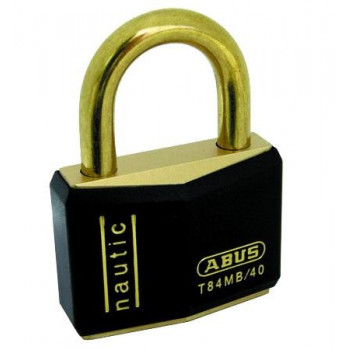ABUS(アバス) 南京錠 BPT-84-40 40mm 3本キー 00721252
