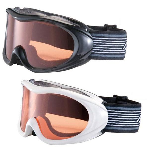 AXE(アックス) ユニセックス メガネ対応 ゴーグル AX460-ST BK・ブラック