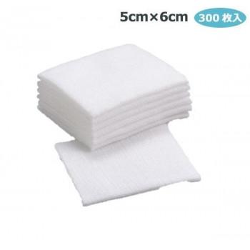 ハクゾウ メディカルパッドA 5cm×6cm 300枚入 1290001