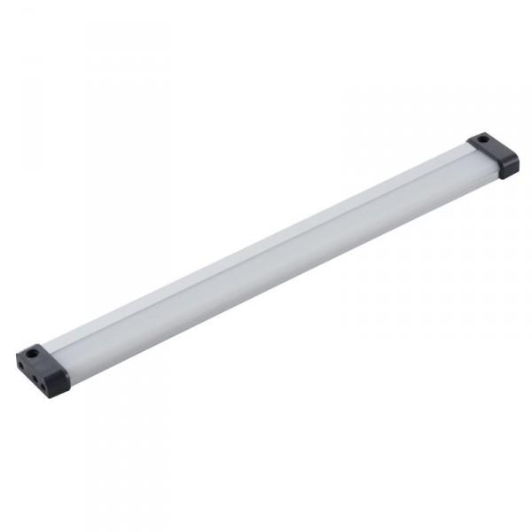 OHM 07-8429 LEDエコスリム フラット(300mm) 昼光色 LT-NLD05D-HA