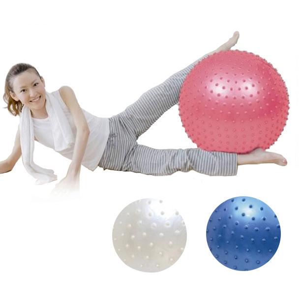 フィットネスボール 55cm WJ-572・ピンク