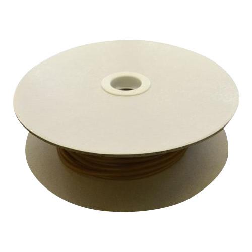 光 (HIKARI) アメゴムチューブドラム巻 6mm丸 KGA6-50W   50m