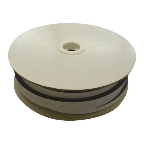 光 (HIKARI) D型スポンジケーブル用パイプ ドラム巻粘着付15×10mm  KSD1-25TW   25m