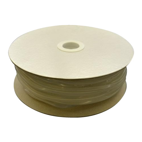 光 (HIKARI) シリコンチューブ溝型ドラム巻 5.9×8.8mm 2mm用 SCV2-80W   80m