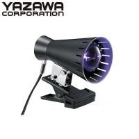 YAZAWA(ヤザワコーポレーション) ブラックランプ付き クリップライト 30W 1灯 Y07CLB30X01BK