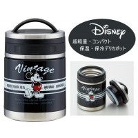 pos.310942 LJFMC5 超軽量・コンパクト 保温・保冷デリカポット Mickey Mouse