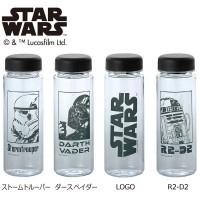 SW08 スターウォーズ ウォーターボトル 500ml ストームトルーパー(50038-4)