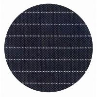 大黒工業 紙 コースター 和ごころ No.7  縞(黒) φ90mm 100枚入り×4セット 6182