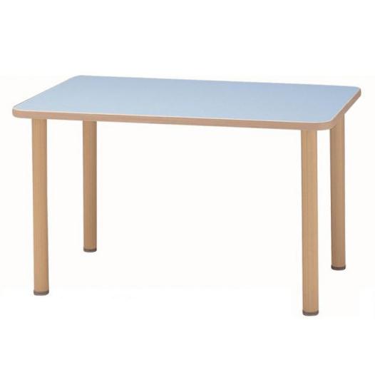 サンケイ 長方形テーブル(H700〜750mm) TCA275-ZW ナチュラル