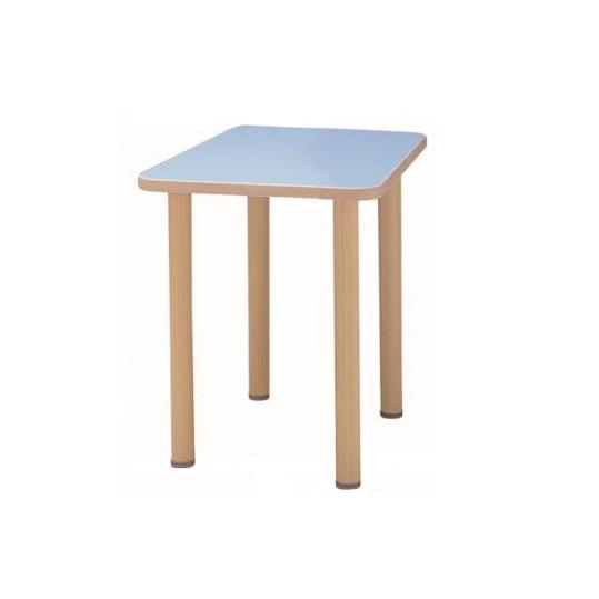サンケイ 長方形テーブル(H700〜750mm) TCA090-ZW ナチュラル