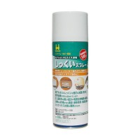 日本ミラコン産業 しっくいスプレー (白) 350ml
