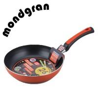 モンドグラン IH対応 フライパン 26cm オレンジ MR-7820(1023331)