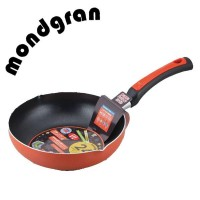 モンドグラン IH対応 ディープパン 24cm オレンジ MR-7822(1023333)