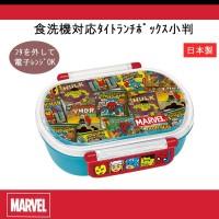 pos.314650 食洗機対応タイトランチボックス小判 マーベル コミック QA2BA
