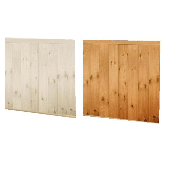 のり残りなし!アクセント壁紙 腰壁シート 92×250cm 木目 WAP-508 BR・ブラウン