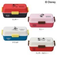 ディズニー ミッキー&フレンズ D-MF12 ツートン長角ランチボックス ミッキー・23832-4