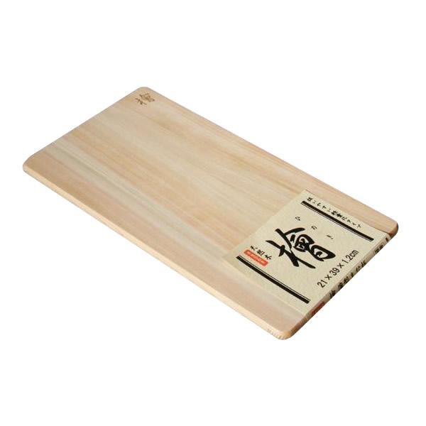 星野工業 日光桧まな板(軽量タイプ) 21×39×1.2cm NH12-2142